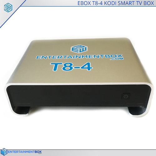 T8 V4 Android Powered TV Box Kodi Smart TV Box £94.99
