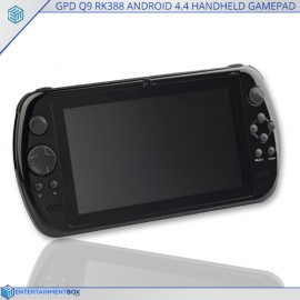 Handheld Game Console Based on Android OS