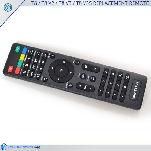 Remote Control EBox T8 T8 V2 T8 V3 S Replacement Remote