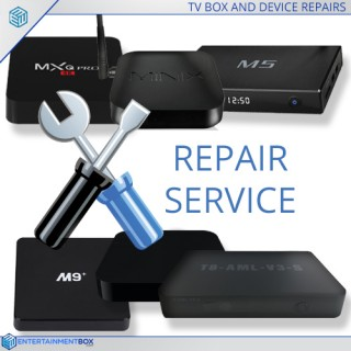 Smart Android TV box repair service