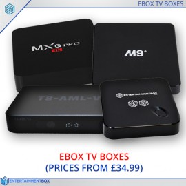EBox Reconditioned Units