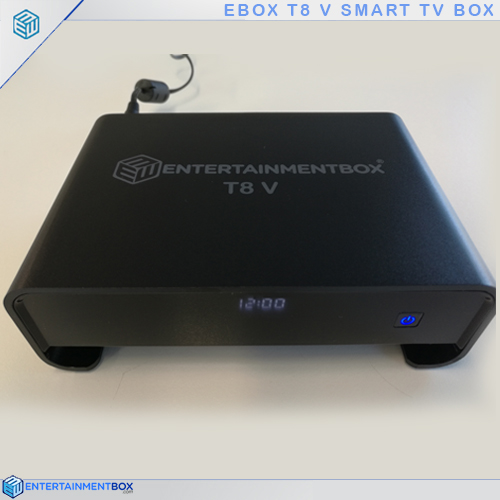 #1 Latest T8 V Android Powered TV box, 2017 Internet Streaming Box £104.99