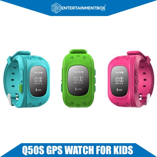 kids tracker wristwatch sos call finder locator for children bluetooth anti lost monitor