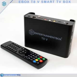 T8 V with remote