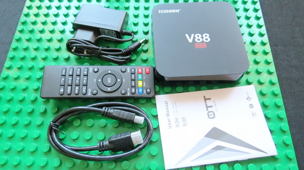 Scishion V88 TV Box Lollipop 5.1.1 stock firmware Download