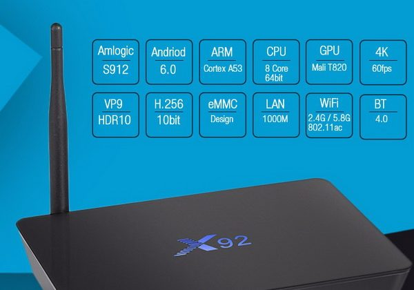 X92 TV Box Android 6.0 stock firmware Download