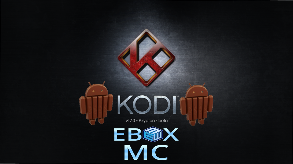 Main image how to install Kodi 17 krypton on Android 4.4