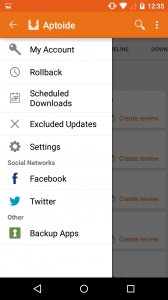 Download Aptoide APK and install Aptoide Android app, Aptoide installer