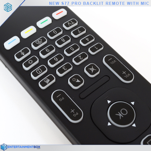 S77 Pro, voice activated remote for android Image