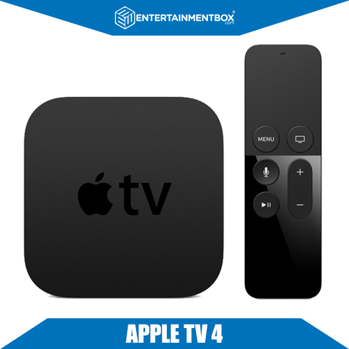 Apple TV 4 Kodi installed Provenance Retro Games Web Browser Apple TV 4