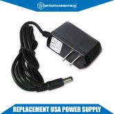 NEW PRODUCT TEMPLATE REPLACEMENT USA POWER SUPPLY ADAPTER