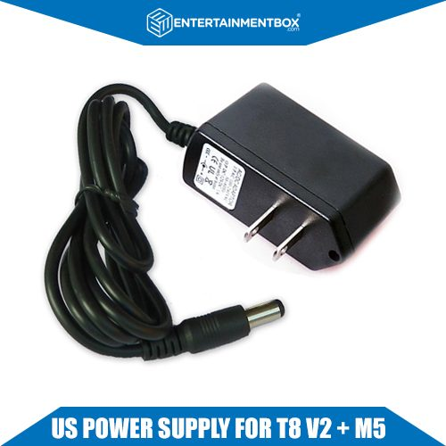NEW PRODUCT TEMPLATE US POWER SUPPLY FOR T8 V2 + M5