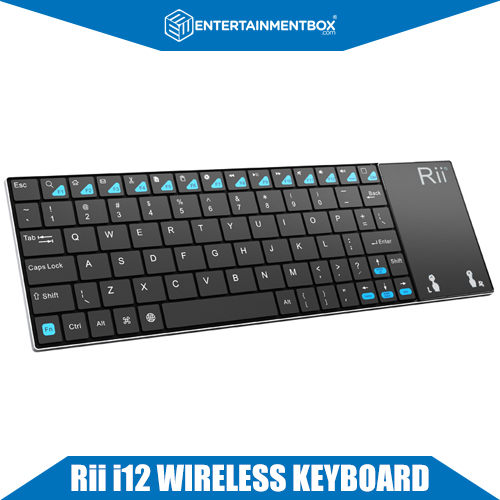 RII MINI I12 WIRELESS KEYBOARD