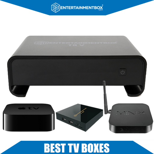 Best TV Boxes, Latest Android Kodi TV Boxes