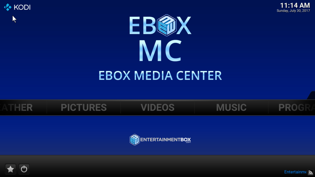 EBox H96 Pro Plus review EBMC 17.3