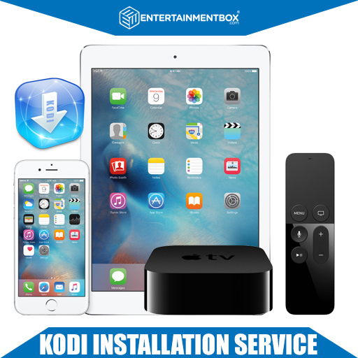 Kodi Installation Services, Apple TV 4, iPhone, iPad IOS/tvOS App Signing Service