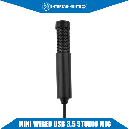 Mini USB microphone for Windows