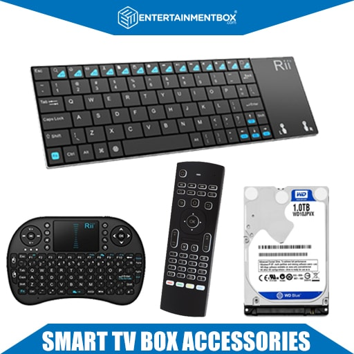 Smart TV Box Accessories, Android TV box Accessories