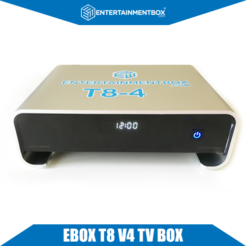 T8 V4 TV Box Latest Kodi Smart TV Box T8-4 Stream TV box