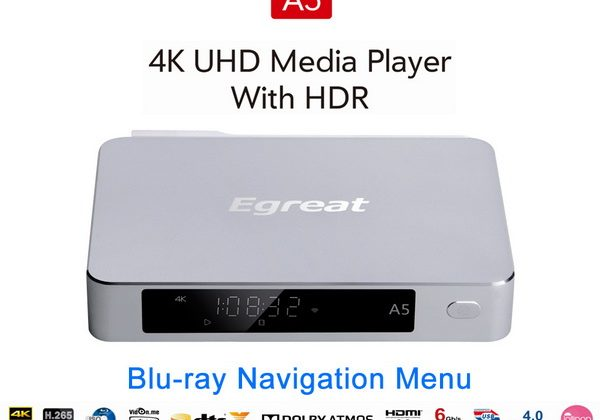 Latest Egreat A5 TV Box Firmware Download Android Lollipop 5.1.1 Image
