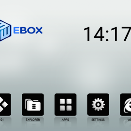 EBox Android Launcher 1