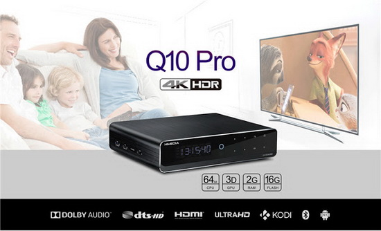 Latest Himedia Q10 Pro TV Box Firmware Download Android Nougat 7 0