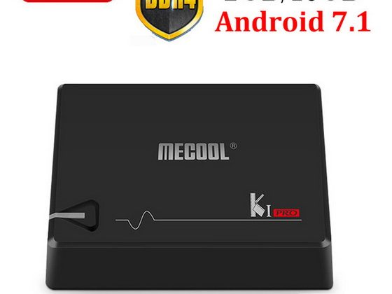 Latest Mecool KI Pro TV Box Firmware Download Android Nougat 7.1