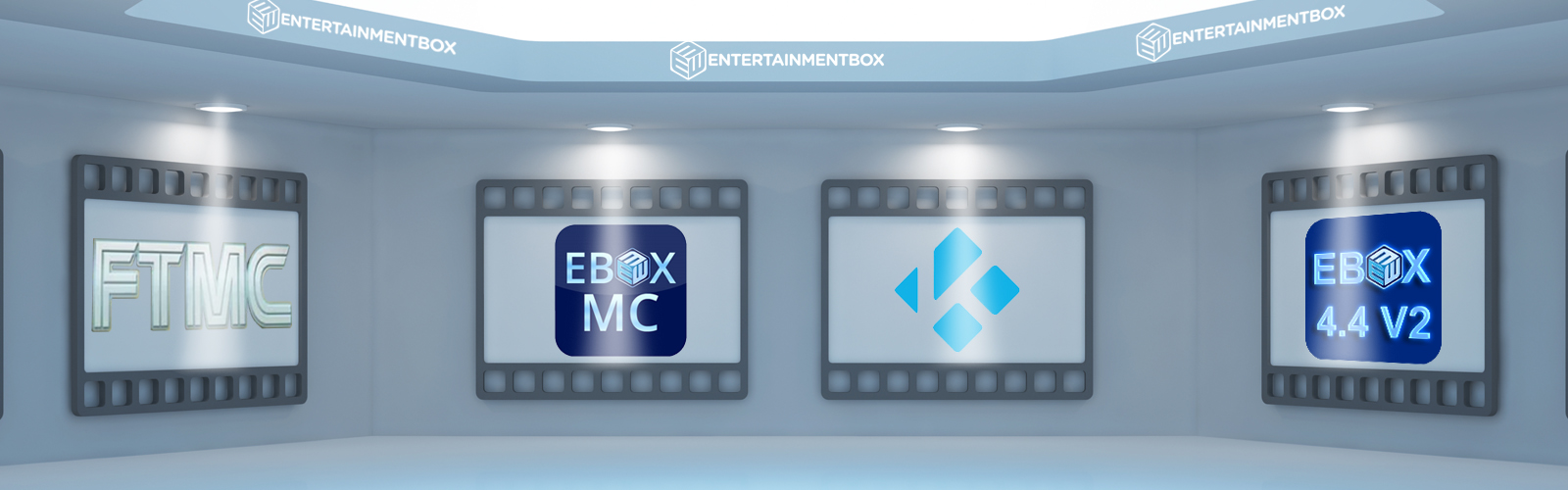 EBMC based on FTMC Kodi Jarvis for Android 4.4 users experience Kodi 17.3 Krypton