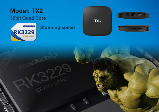 Latest Tanix TX2 TV Box Android Marshmallow 6.0 Firmware Download