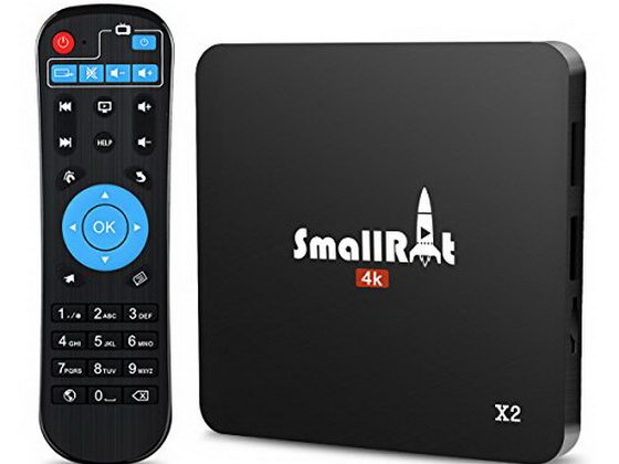 Latest SMALLRT X2 TV Box Android Marshmallow 6.0 firmware Download