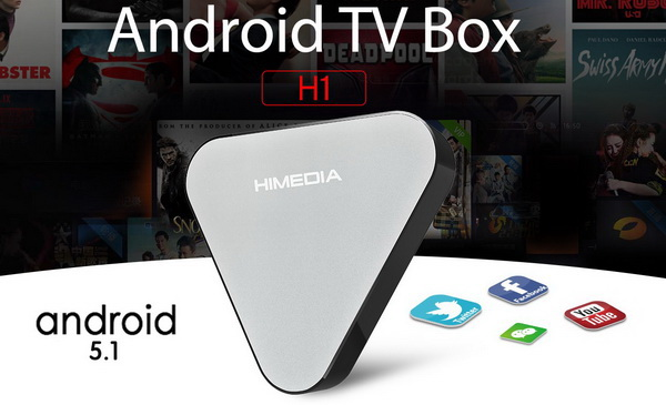 Latest Himedia H1 TV Box Firmware Download Android 5.1.1 v1.1.1