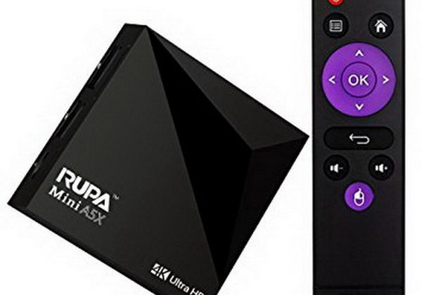 Latest Rupa Mini A5X TV Box firmware Download Android Lollipop 5.1.1