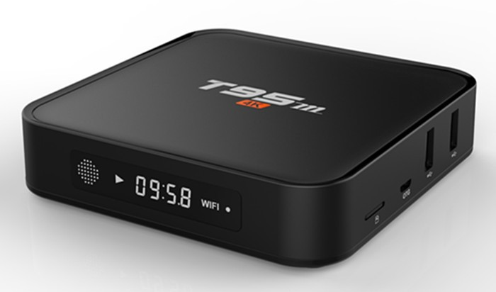 Latest Sunvell T95M TV Box Firmware Download Android Marshmallow 6 0