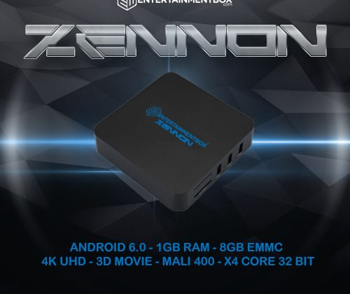 Review Zennon TV box Best priced TV box for Kodi and streaming