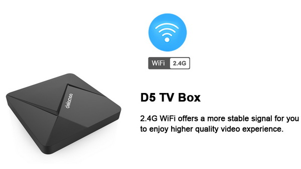 Latest Dolamee D5 TV Box Firmware Download Android Lollipop