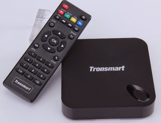Latest Tronsmart MXIII Plus Firmware Download 108L1