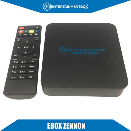Zennon Budget Streaming Box For Kodi