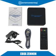 EBox Zennon what's in the box