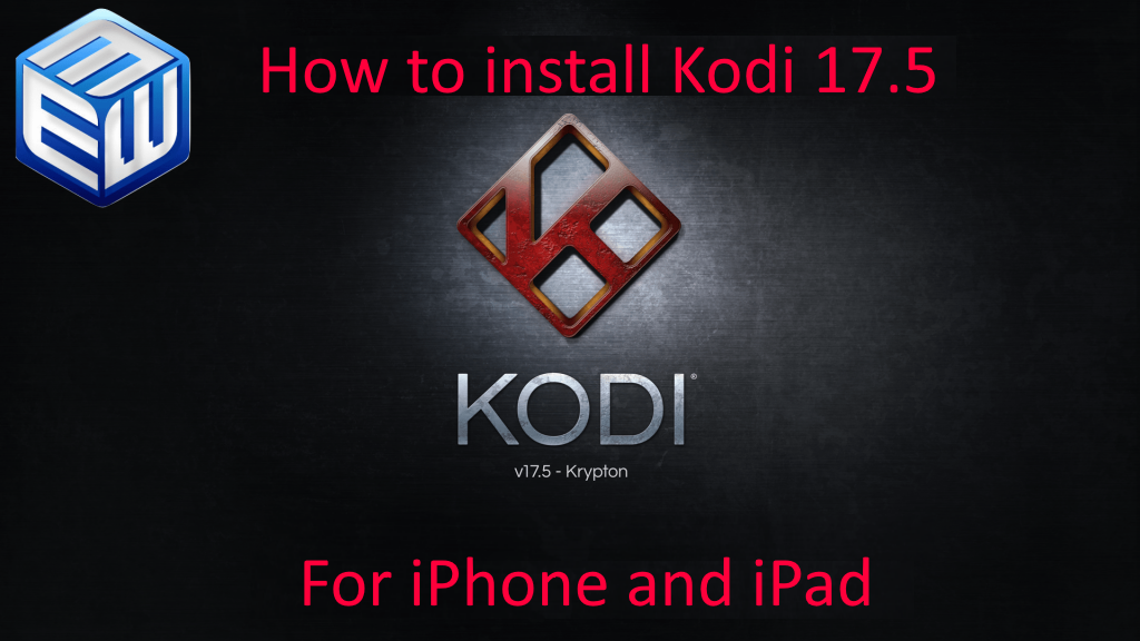 Kodi 17.5 released for iPhone and iPad