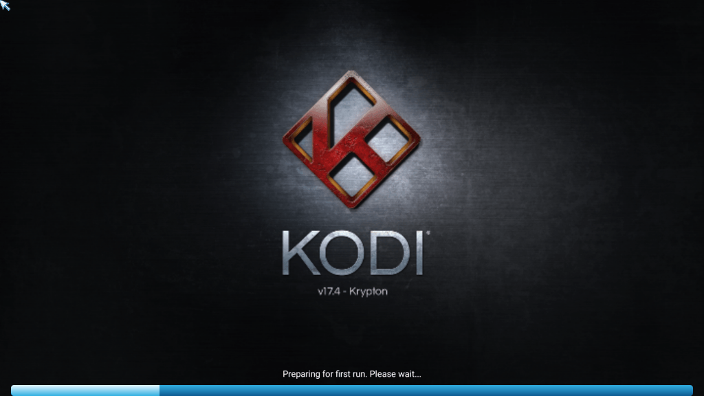 Step 7 Congratulations! Kodi 17.5 Krypton is now running on Android