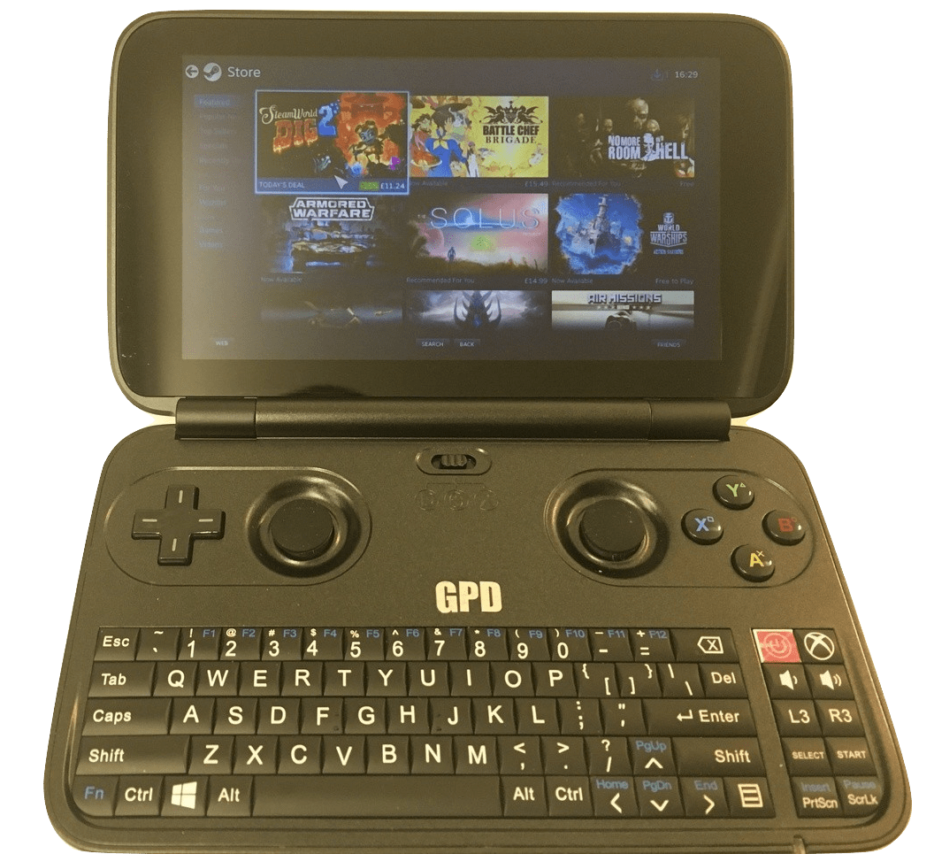 GPD Win Gaming Handheld Console