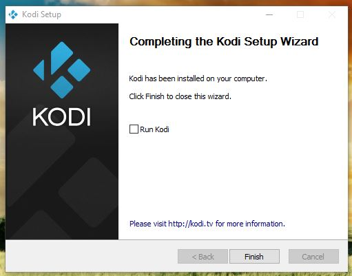 kodi 17.4 crashing windows 10
