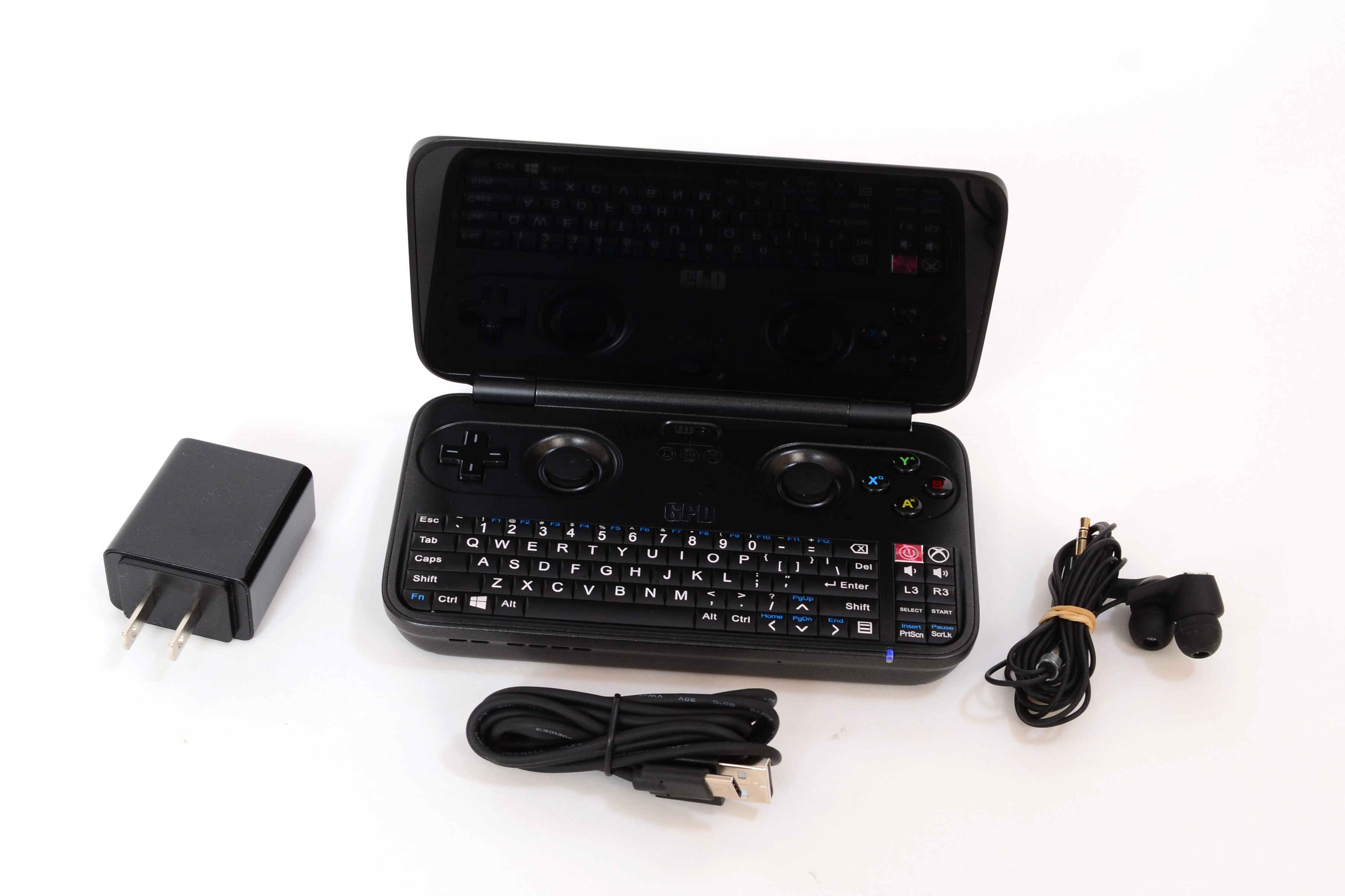 Whats in the box GPD win