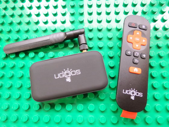 Latest UM4 TV Dongle Firmware Download OTA increment Android 7.1