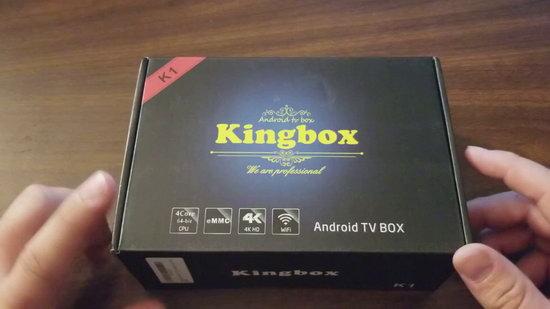 Latest Kingbox K1 TV Box Firmware Download Android