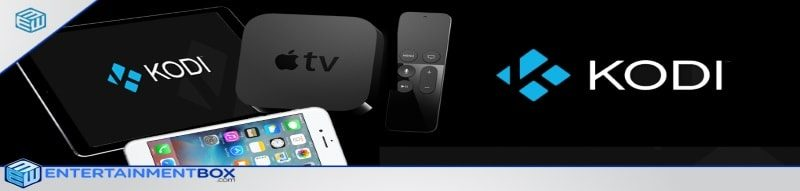 Kodi app download for Apple TV 4, iPhone, iPad