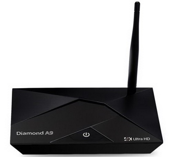 Latest Hugsun Diamond A9 TV Box Firmware Download Android 7.1.2