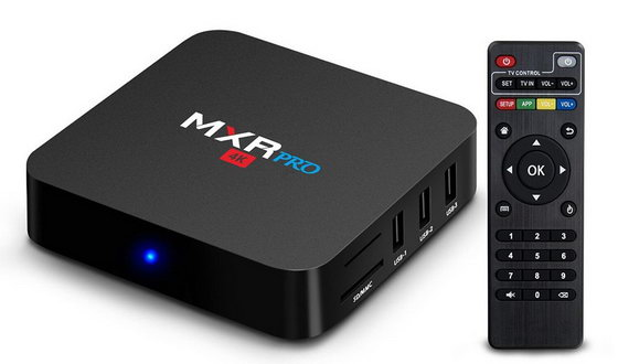 Latest MXR Pro TV Box Firmware Download Android Nougat 7.1.2