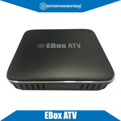 EBox ATV Android 7.1.2 Box