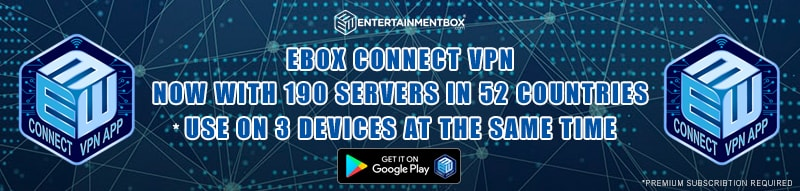 EBox Connect is one of the best Free VPN for Android - Unlock the